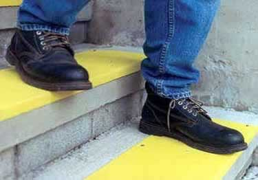 Anti Slip Stair Treads and Nosing | Fiberglass large image 10