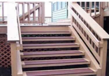 Anti Slip Stair Treads and Nosing | Fiberglass large image 3