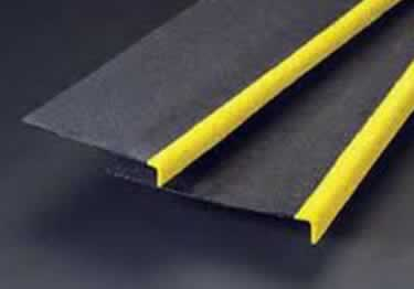 Anti Slip Stair Treads and Nosing | Fiberglass