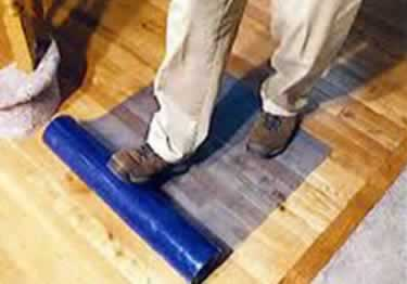 Floor Film Protection