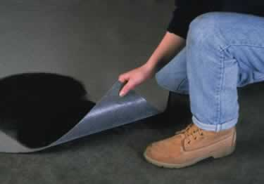 Floor Protection Soft Reusable Matting