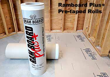 Ram Board Floor Protection Board large image 10