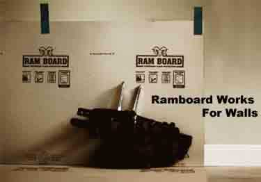 Ram Board Floor Protection Board large image 12