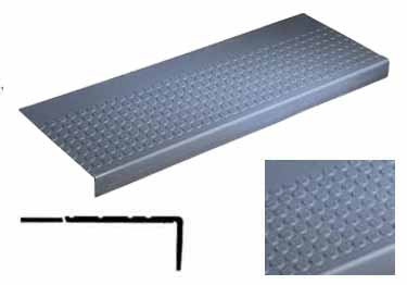 Rubber Stair Treads | Non Slip Heavy Duty Target large image 5