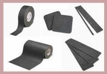 Anti Slip Tape 3M™ Safety-Walk™ Black 610 large image 4