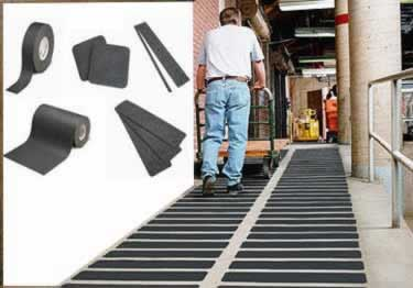 Anti Slip Tape 3M™ Safety-Walk™ Black 610