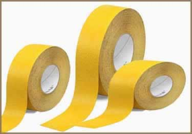 Anti Slip Tape 3M™ Safety-Walk™ Yellow 630B large image 5