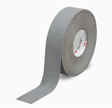 Anti Slip Tape 3M™ Safety-Walk™ 370 Shower Bath Grey large image 1