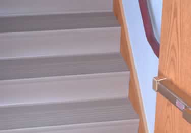 Vinyl Stair Treads | Medium Gauge  large image 4