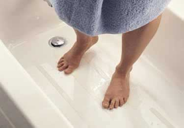 Anti Slip Tape 3M™ Safety-Walk™ 220 Shower Bath Clear