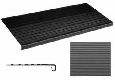 Vinyl Stair Treads | Light Gauge