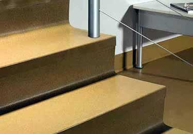 Rubber Stair Treads | Non Slip Safety Flat Surface  large image 6