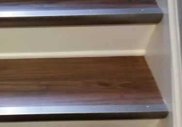 Metal Stair Nosing Aluminum