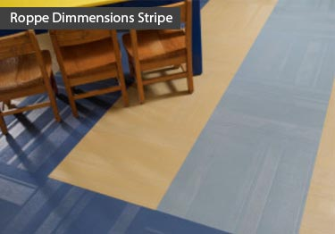Roppe Smooth and Raised Rubber Flooring large image 14