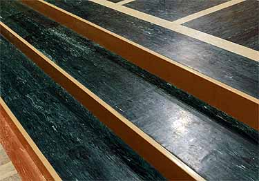 Roppe Smooth and Raised Rubber Flooring large image 2