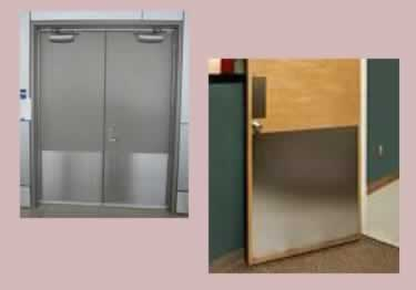Door Kick Plates | Stainless Steel large image 7