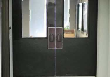 Door Push Plates | Stainless Steel | Rigid Colored Vinyl large image 3