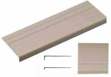Vinyl stair treads | All Purpose | Abrasive Strip