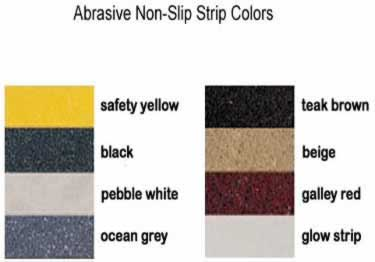 Vinyl Stair Treads | Colored Roppe�  large image 6