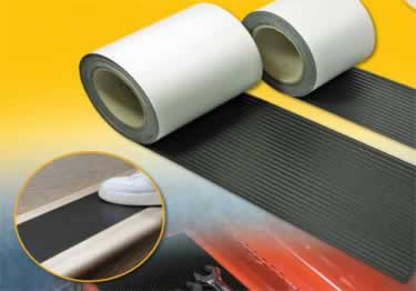 Non Slip Foam or Ribbed Adhesive Treads large image 3