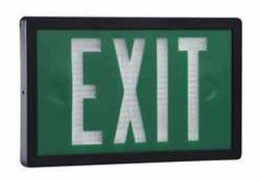 Isolite Self-Luminous Indoor Outdoor Exit Signs large image 2