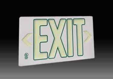 Exit Signs | 50ft Visual UL Approved large image 5