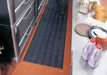Runners and main entrance mats from Koffler Sales
