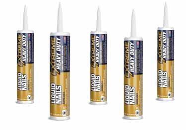Liquid Nails | Polyurethane Construction Adhesive