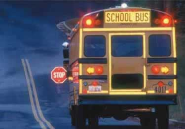 Reflexite School Bus Reflective Tape large image 5