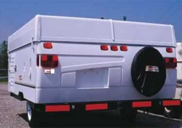 Conspicuity Tape Reflective Trailer DOT|C2 large image 1