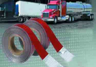 Conspicuity Tape Reflective Trailer DOT|C2 large image 5