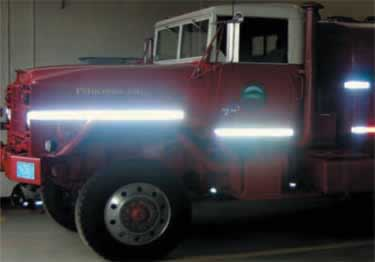 Reflective Tape Fire Truck&Emergency Vehicles large image 1