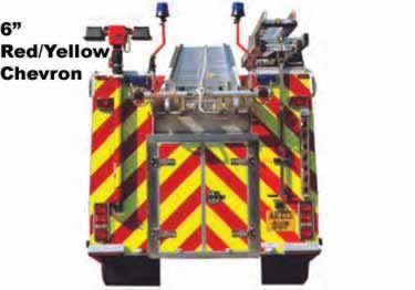 Reflective Tape Fire Truck&Emergency Vehicles large image 12