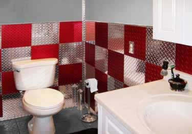 Diamond Plate Sheets, Wall Panels, and Tiles large image 1