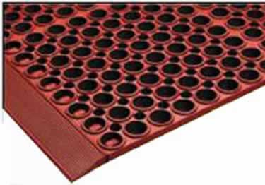 K Drain Floor Matting II
