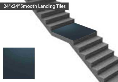 Johnsonite Rubber Stair Treads | Smooth Surface  large image 8