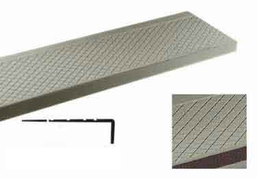 Johnsonite Rubber Stair Treads | Diamond Surface