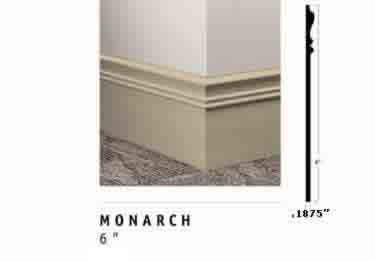 Johnsonite Millwork Rubber Wall Base large image 10