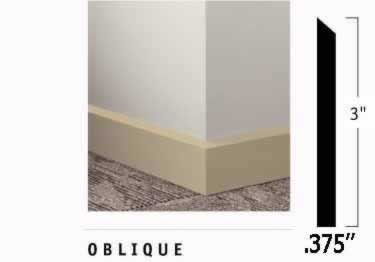 Johnsonite Millwork Rubber Wall Base large image 14