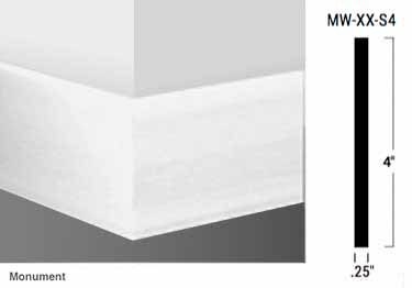 Johnsonite Millwork Rubber Wall Base large image 16