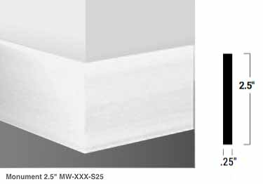 Johnsonite Millwork Rubber Wall Base large image 17