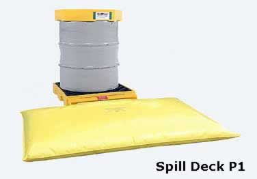 Spill Deck and Bladder System large image 1