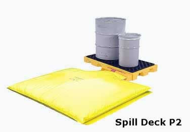 Spill Deck and Bladder System large image 2