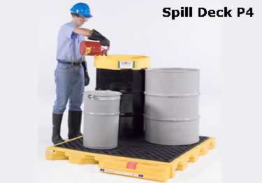 Spill Deck and Bladder System large image 3