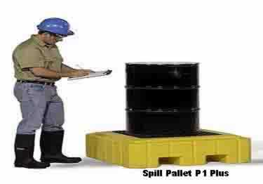 Spill Containment Pallet Plus large image 1