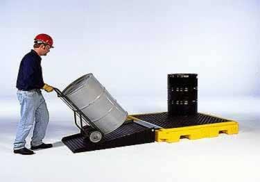 Spill Containment Pallet Plus