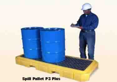 Spill Containment Pallet Plus large image 9