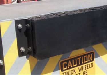 Loading Dock Bumpers | Dura-Soft large image 2