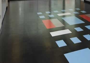 Commercial Flooring - Rubber Floor Tiles