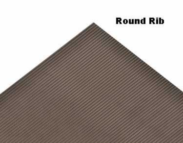 Round Ribbed / Standard Corrugated Vinyl Runner large image 3